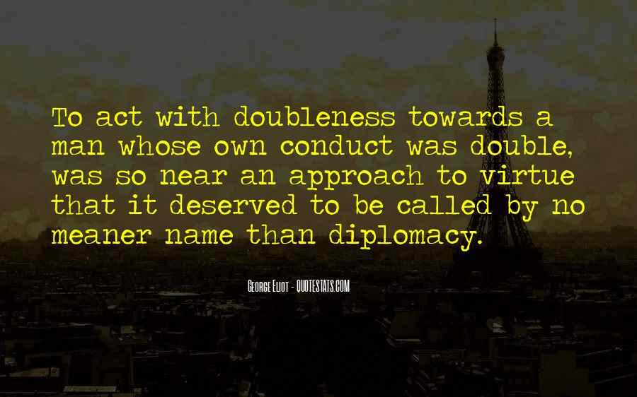 Doubleness Quotes #752255