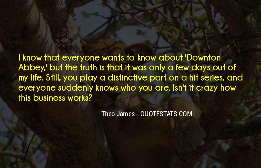 Downton's Quotes #1000406
