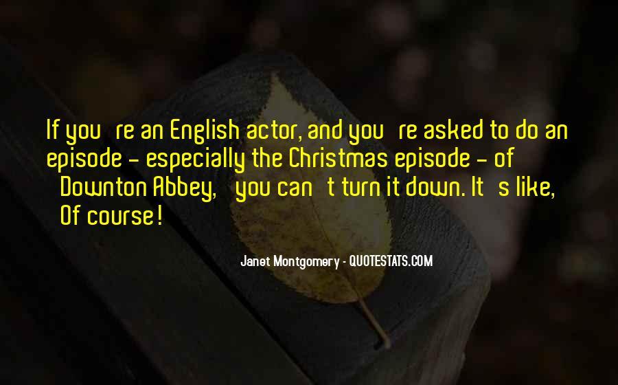 Downton's Quotes #1005516
