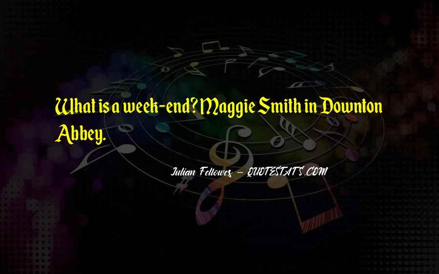 Downton's Quotes #1065506