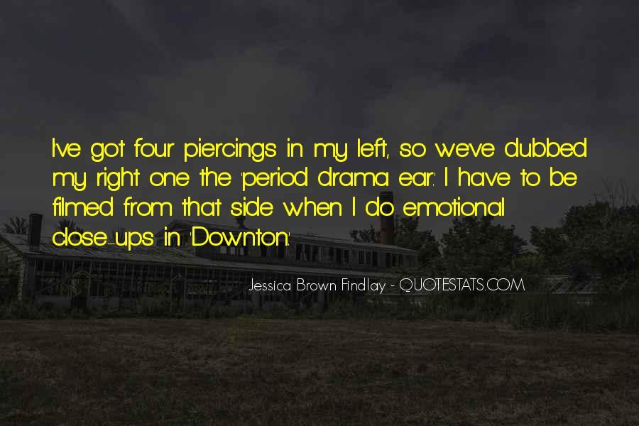 Downton's Quotes #1085930