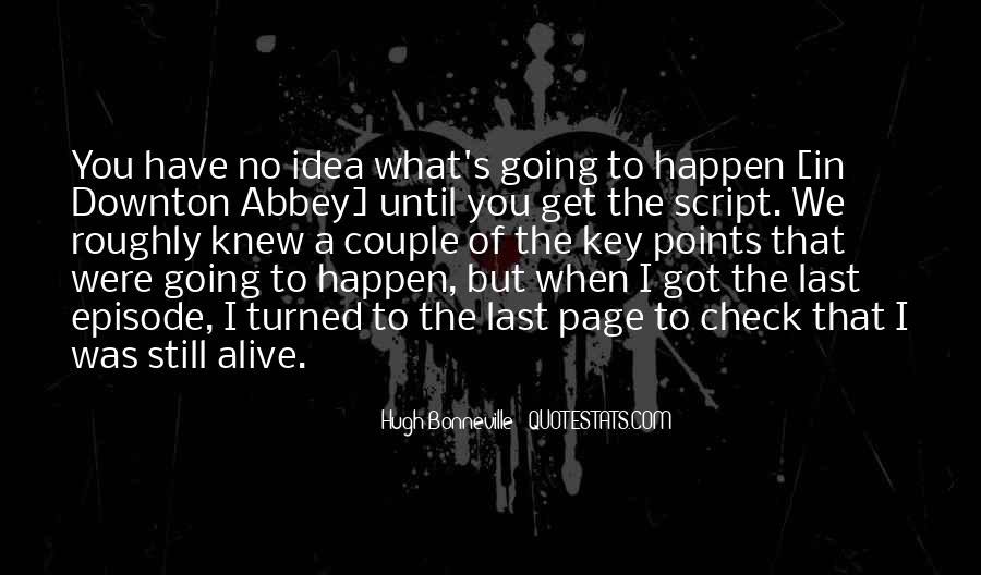 Downton's Quotes #1126975