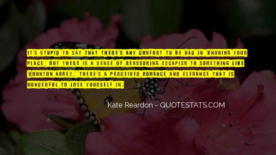 Downton's Quotes #1168804