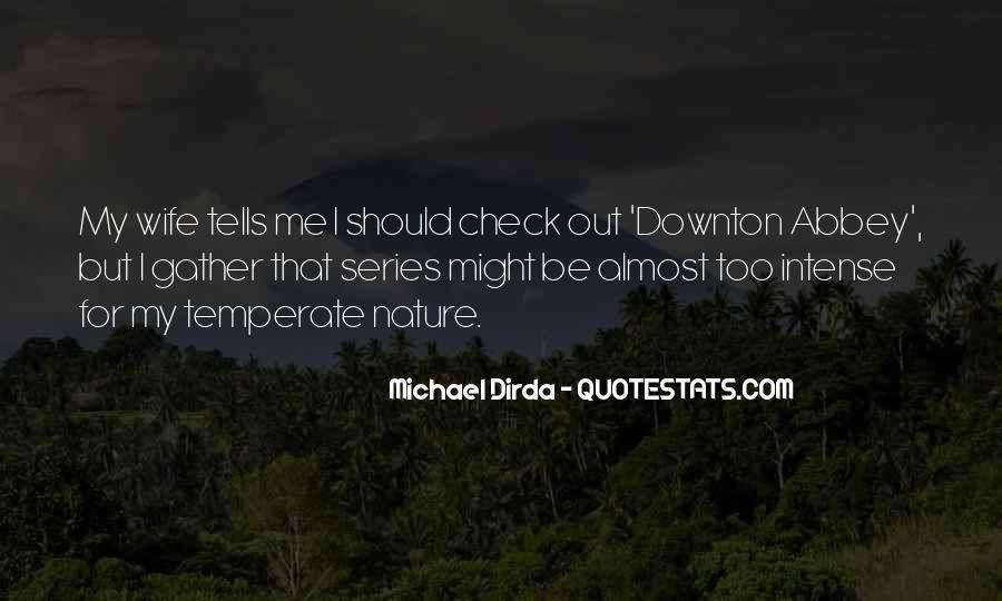 Downton's Quotes #1191303