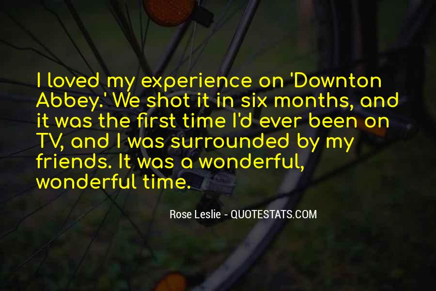 Downton's Quotes #1262536