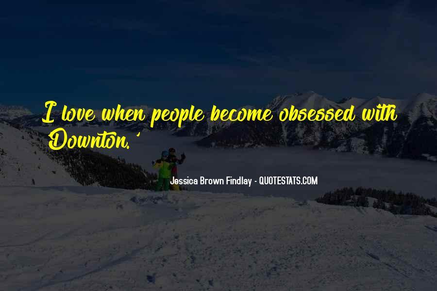 Downton's Quotes #1279070
