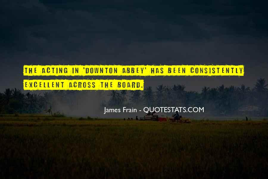 Downton's Quotes #1408424