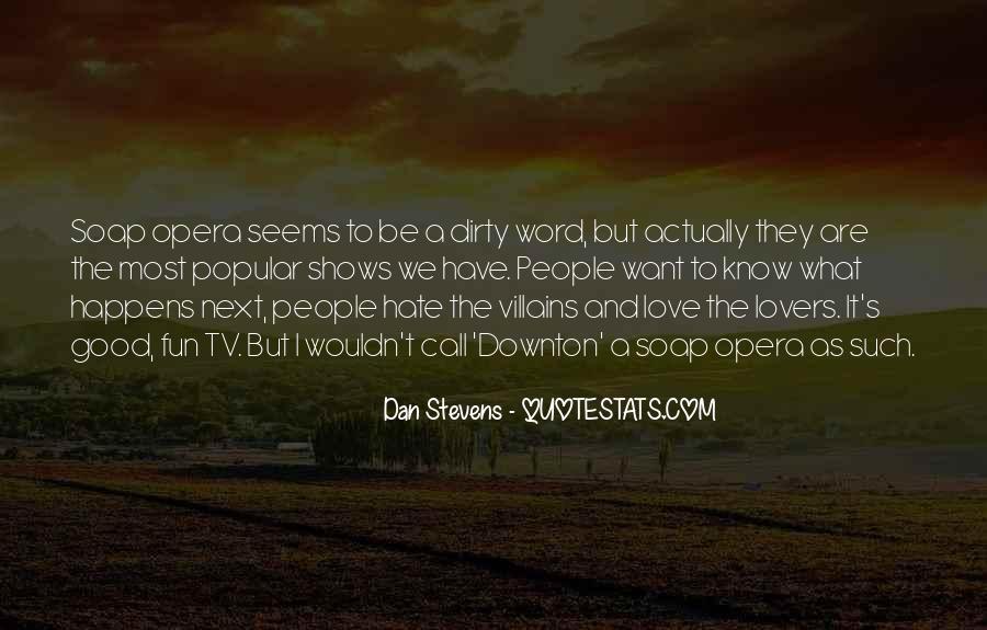 Downton's Quotes #1414237