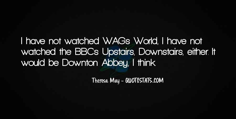 Downton's Quotes #1466683
