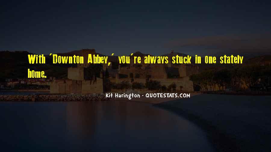 Downton's Quotes #1482470
