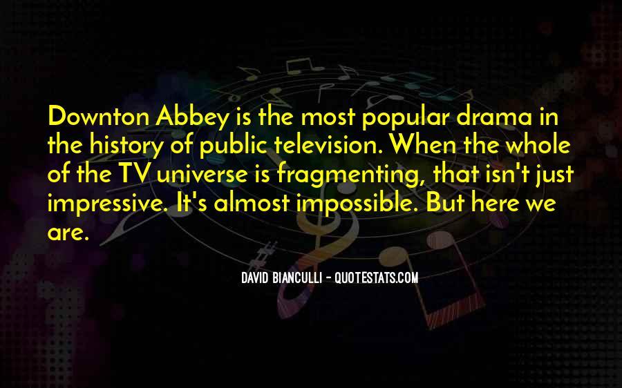 Downton's Quotes #1507988