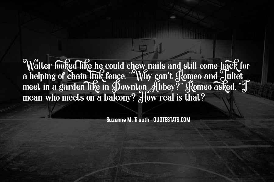 Downton's Quotes #1564205