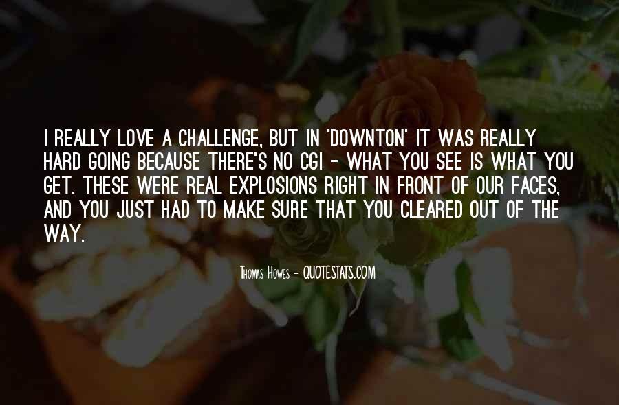 Downton's Quotes #167143