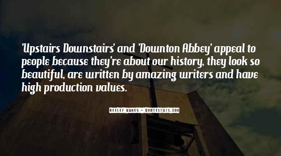 Downton's Quotes #1728579