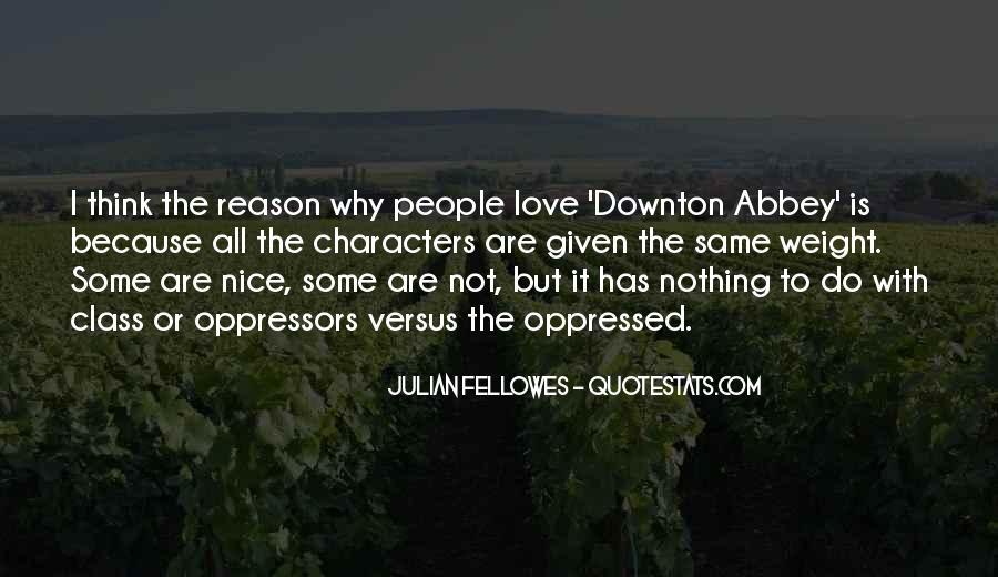 Downton's Quotes #1767209