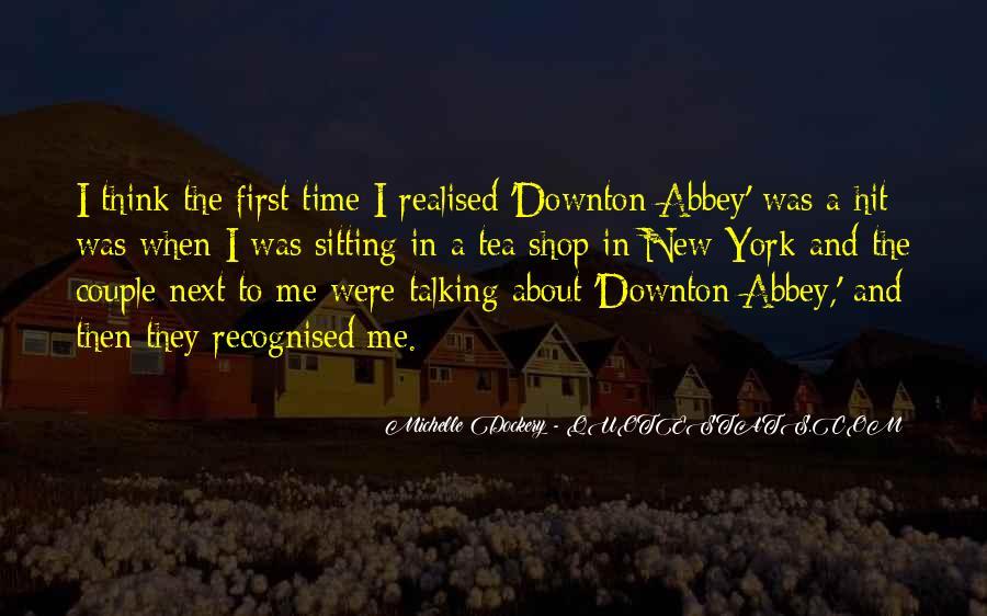 Downton's Quotes #1799928
