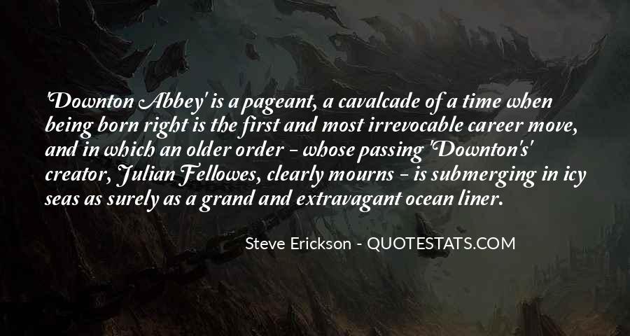 Downton's Quotes #228027
