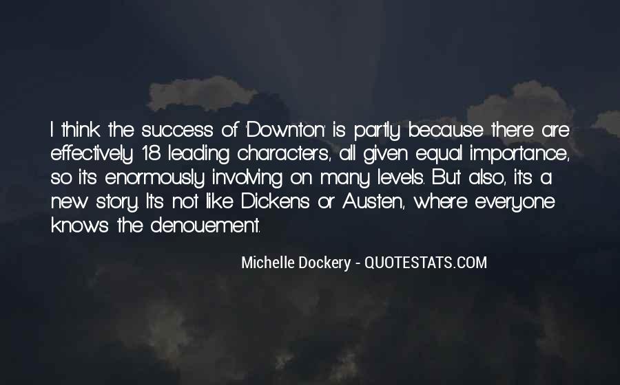 Downton's Quotes #241359