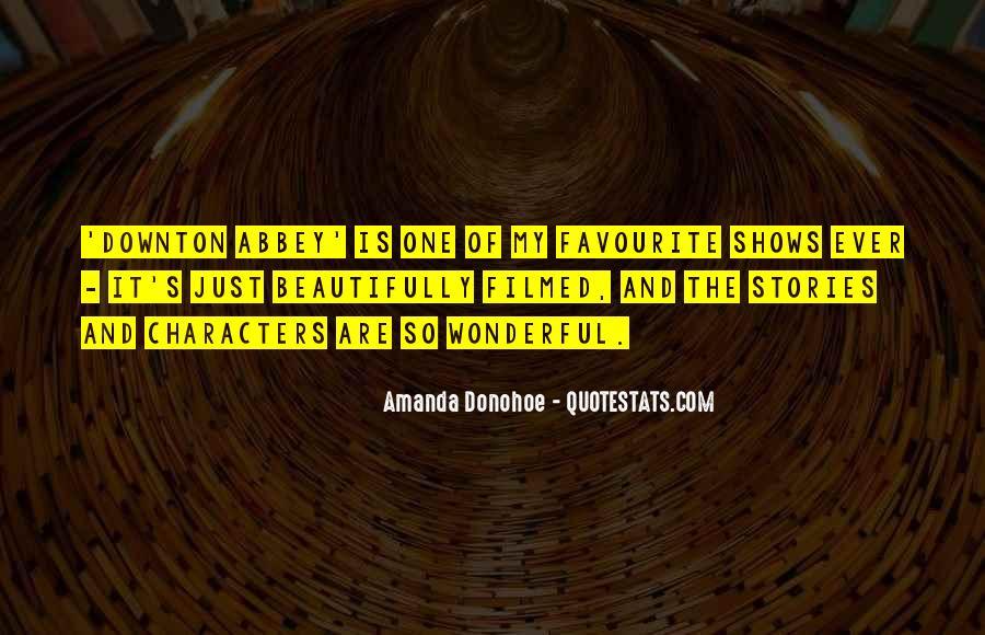 Downton's Quotes #260014