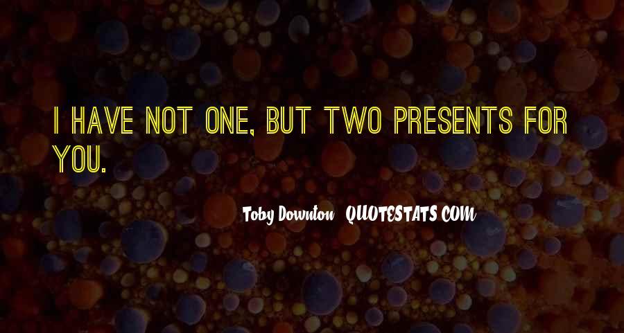 Downton's Quotes #318794