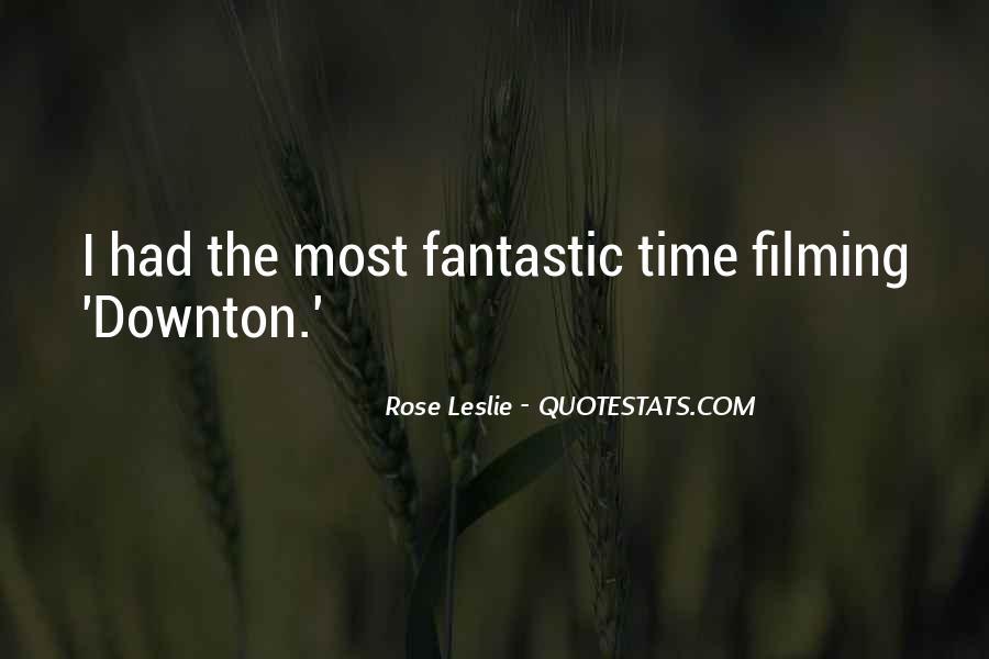 Downton's Quotes #319227