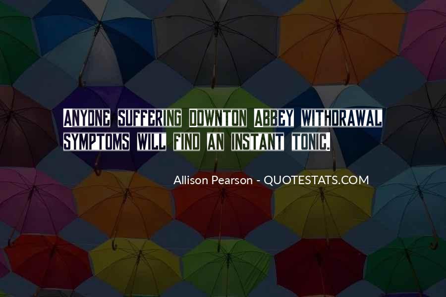 Downton's Quotes #332077