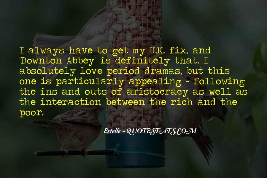 Downton's Quotes #45038