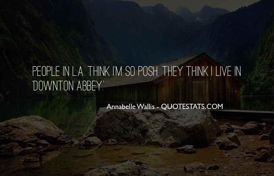 Downton's Quotes #483659
