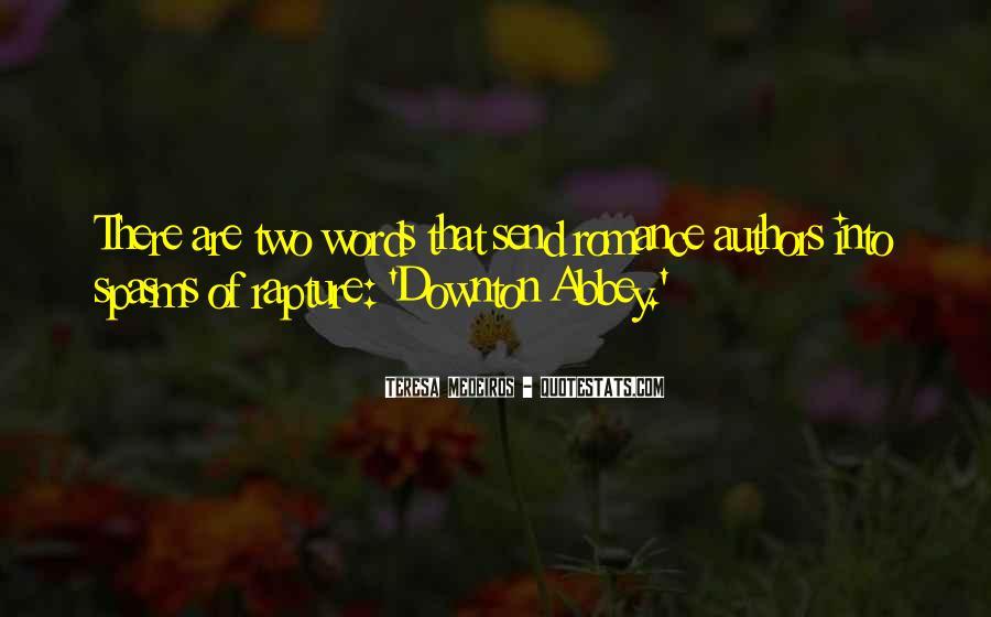 Downton's Quotes #606596