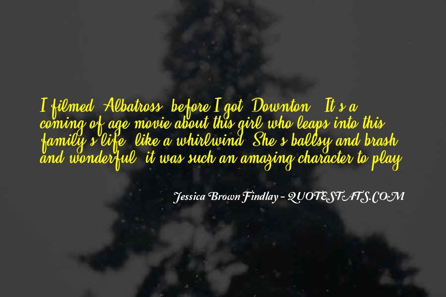 Downton's Quotes #637840
