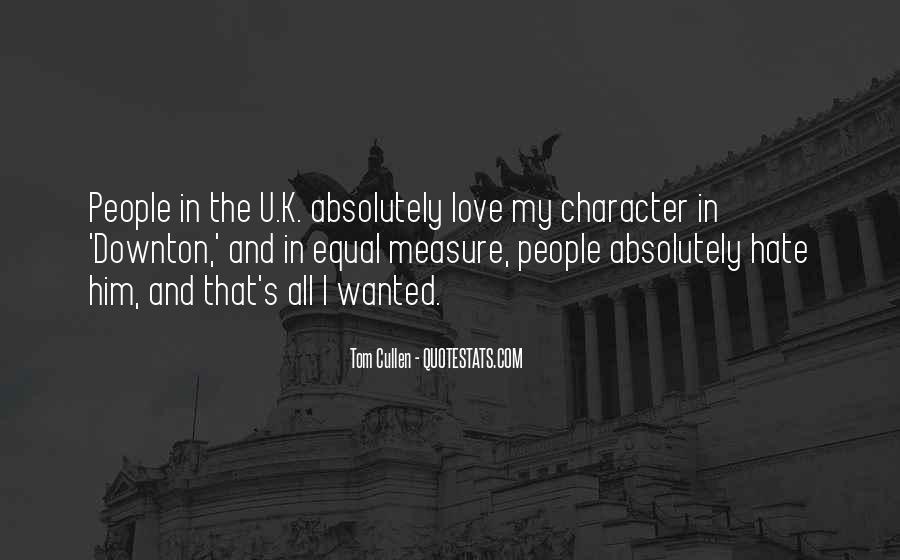 Downton's Quotes #717735