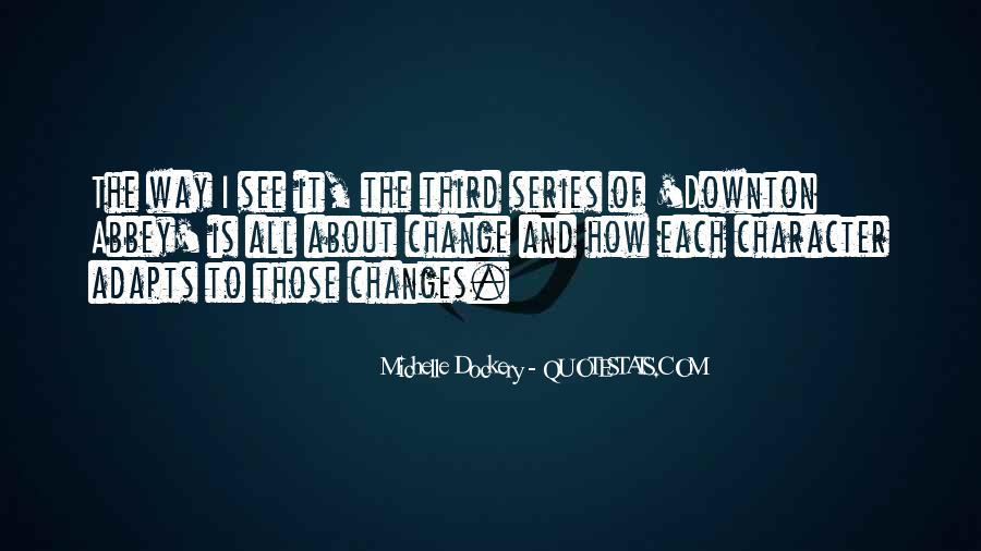 Downton's Quotes #725017