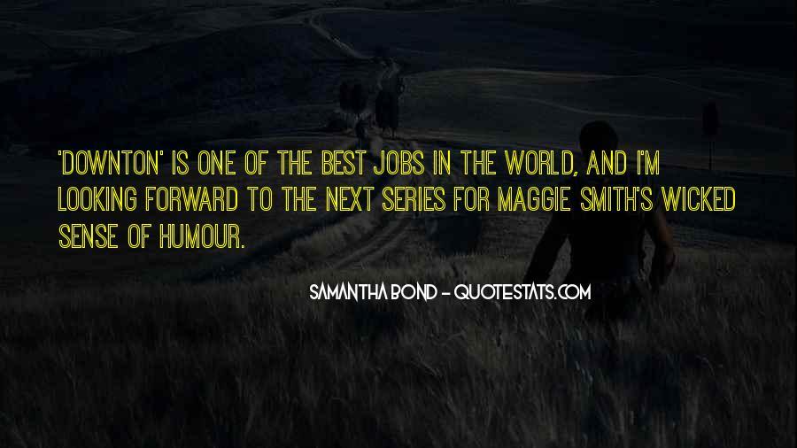 Downton's Quotes #818032