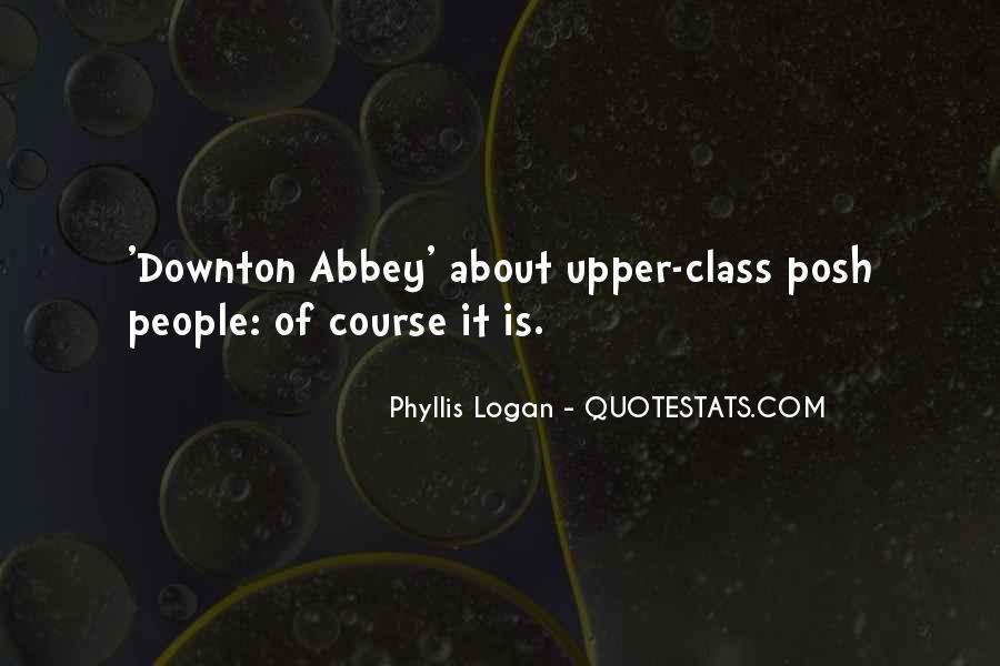 Downton's Quotes #827147