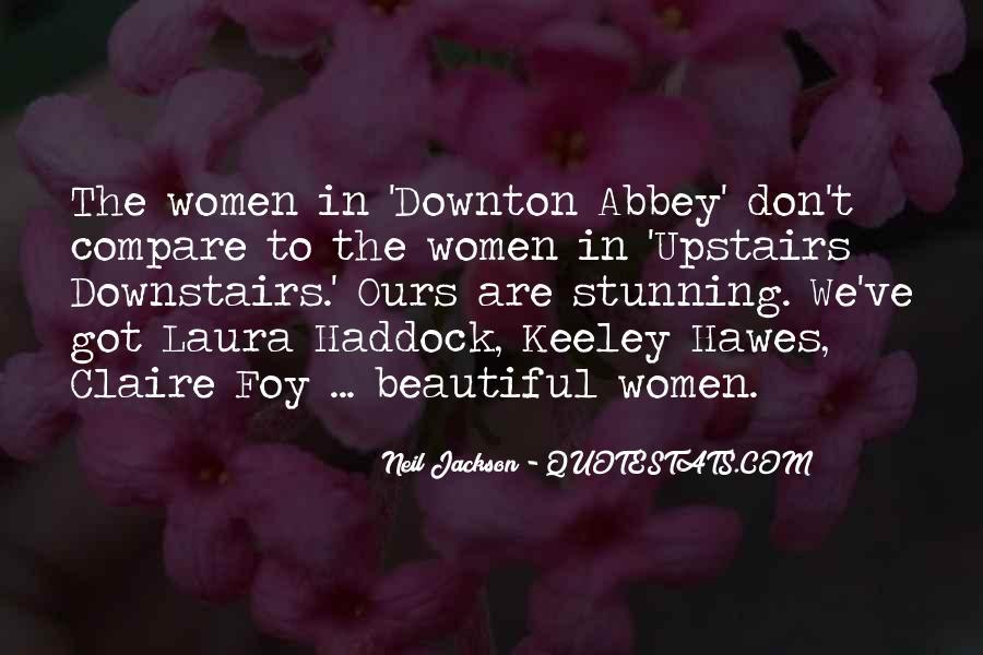 Downton's Quotes #941599