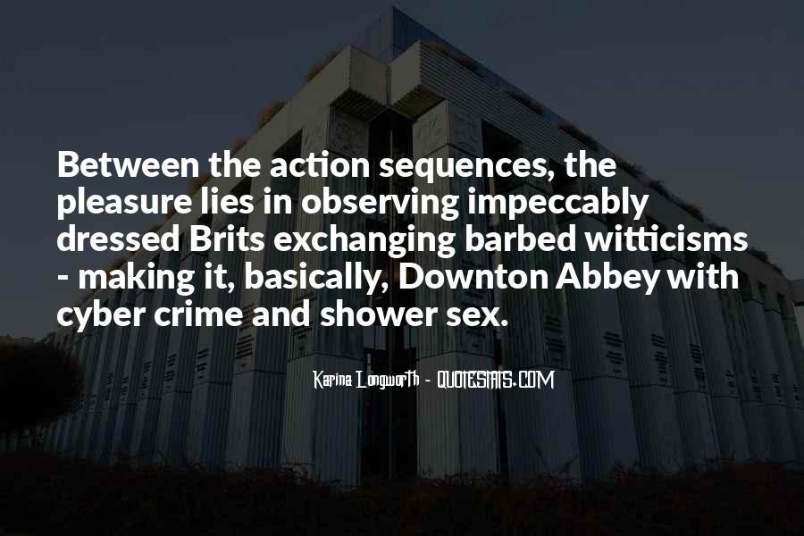 Downton's Quotes #974329