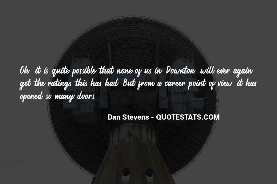 Downton's Quotes #999005