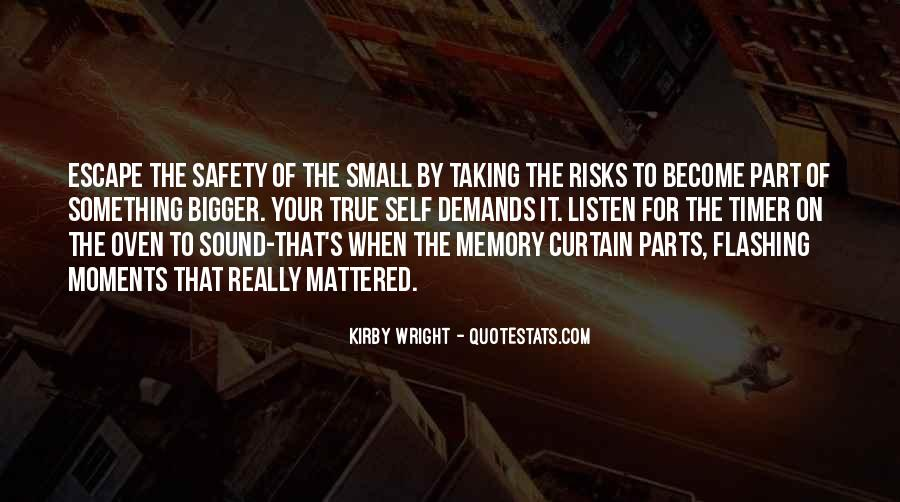 Quotes About Taking Risks To Get What You Want #108842