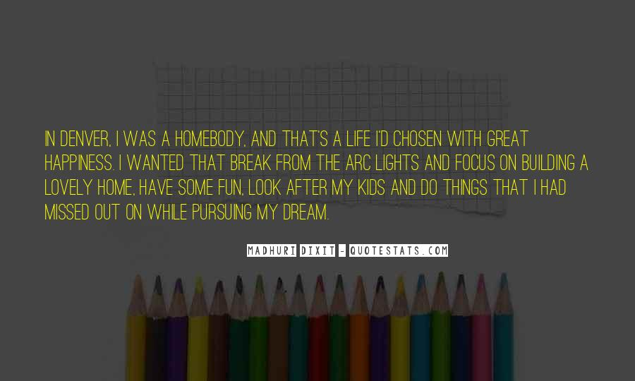 Dream'd Quotes #101206