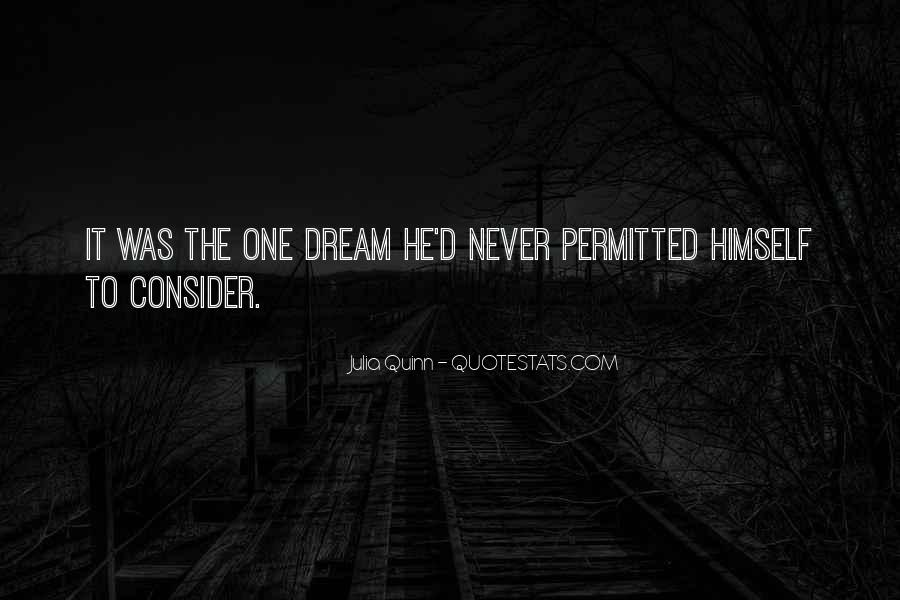 Dream'd Quotes #115305
