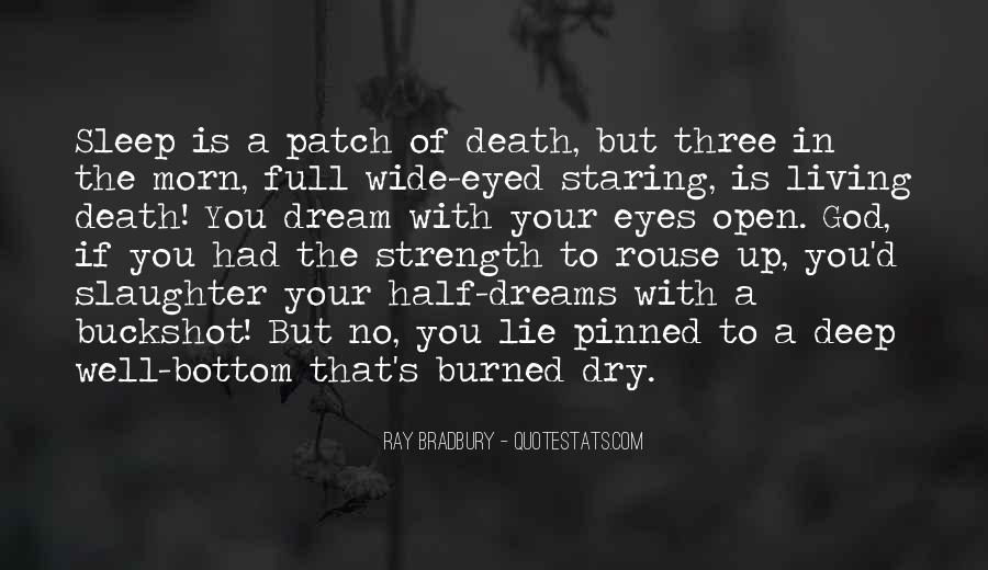 Dream'd Quotes #134801