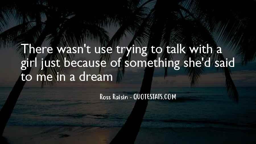 Dream'd Quotes #13483