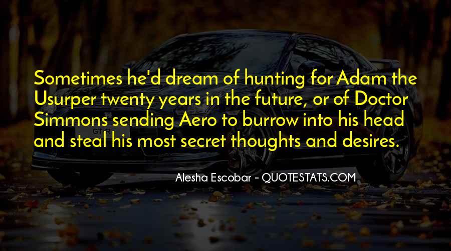 Dream'd Quotes #143384