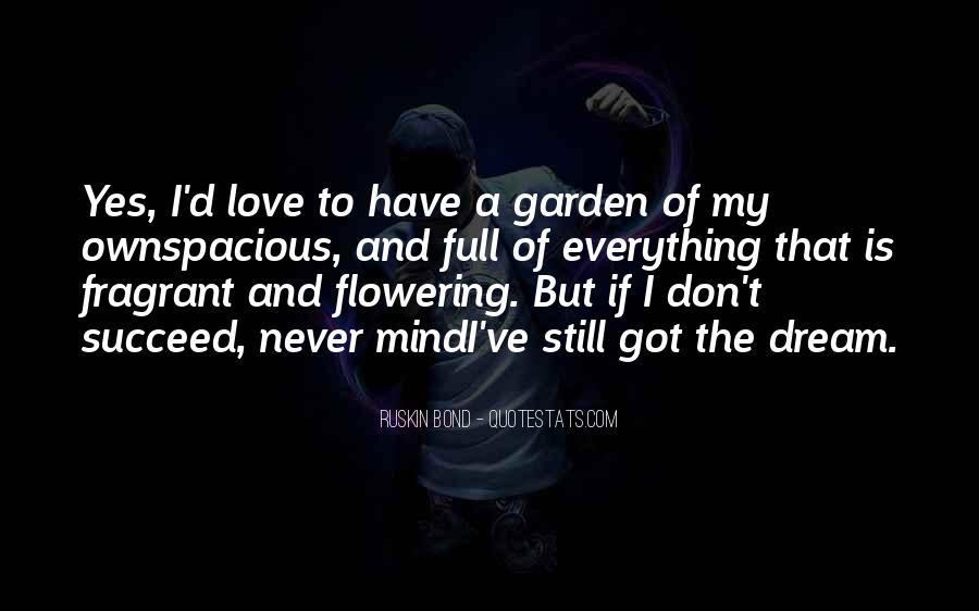 Dream'd Quotes #150573