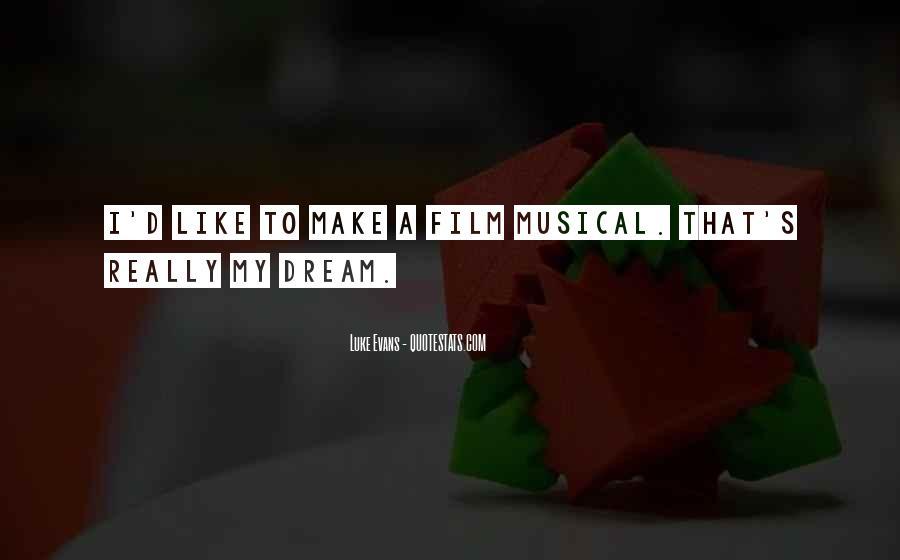 Dream'd Quotes #16915