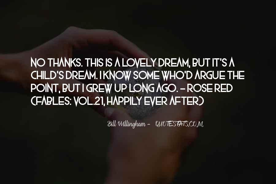 Dream'd Quotes #185487
