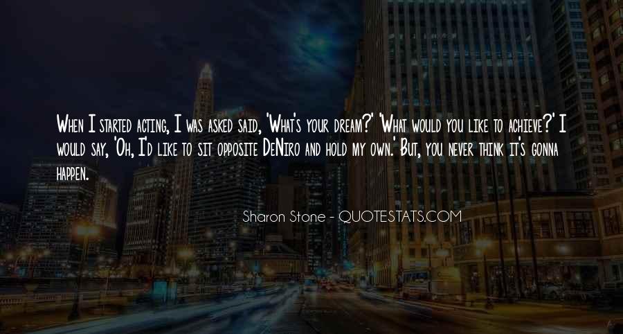 Dream'd Quotes #213067