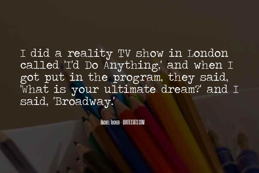 Dream'd Quotes #213157