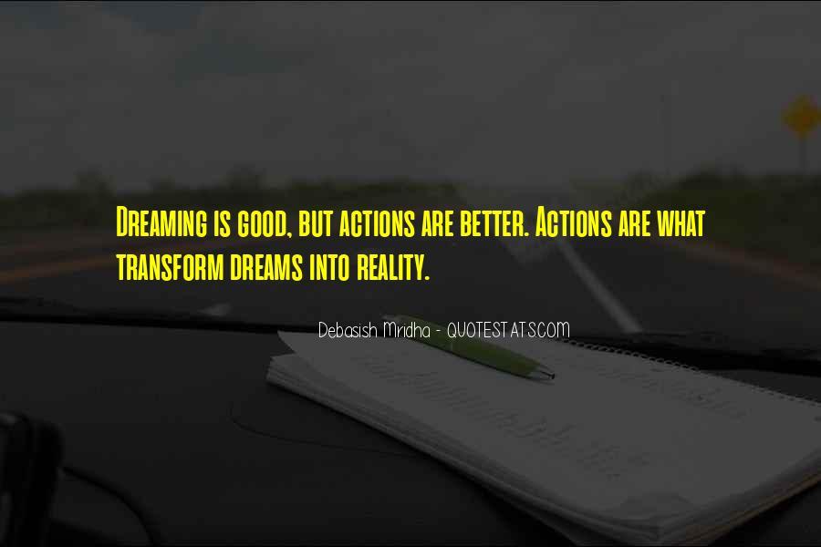 Dream'd Quotes #217100