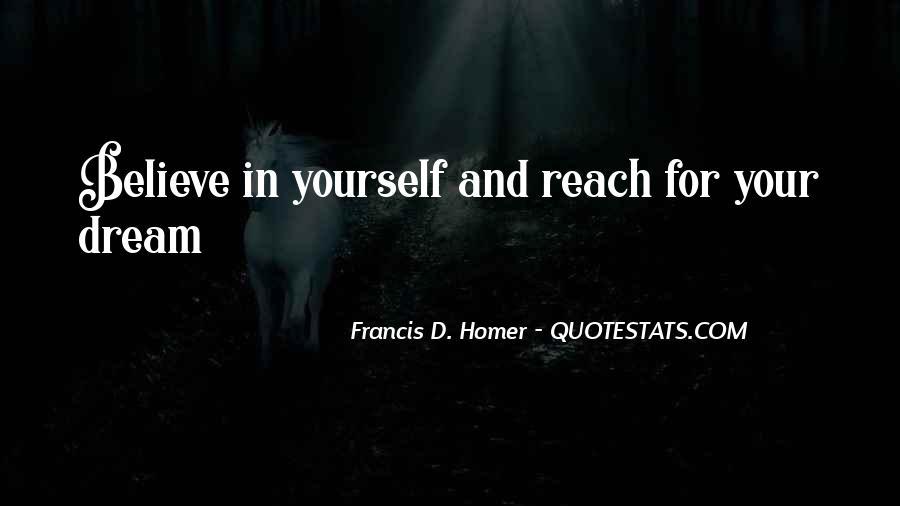 Dream'd Quotes #252831